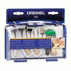 DREMEL Kit nettoyage/polissage de 20 pièces 684 - Achat / Vente accessoire machine - Soldes* d'été Cdiscount