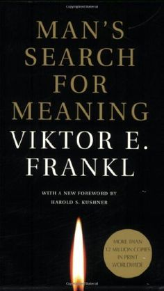 Man's Search for Meaning by Viktor E. Frankl, http://www.amazon.com/dp/080701429X/ref=cm_sw_r_pi_dp_8F1psb1V2SA2Q
