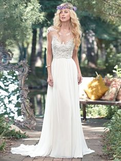 Maggie Sottero Wedding Dresses - Style Marina 6MR191