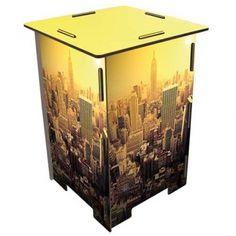 "Werkhaus Shop - Photohocker - 235 ""New York Skyline"""