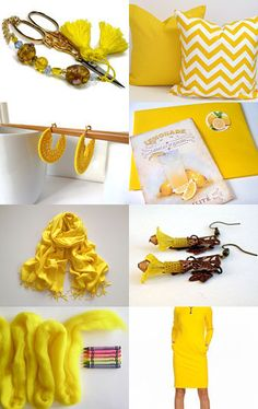 Sunshine by Linda on Etsy--Pinned with TreasuryPin.com #Pillows #Cushions #HomeDecor #Chevron