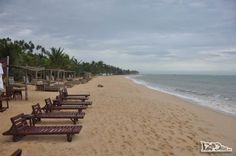 Pé na Praia