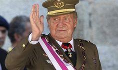 Former King Juan Carlos of Spain.