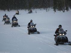 Snowmobile safari (9) | saariselka.com, #snowmobile #moottorikelkka #saariselkä #saariselka #saariselankeskusvaraamo #saariselkabooking #astueramaahan #stepintothewilderness #lapland