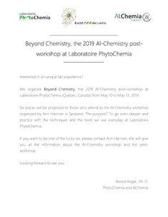 Photo Chemistry, Proposal, Workshop, Organization, Getting Organized, Atelier, Organisation, Staying Organized