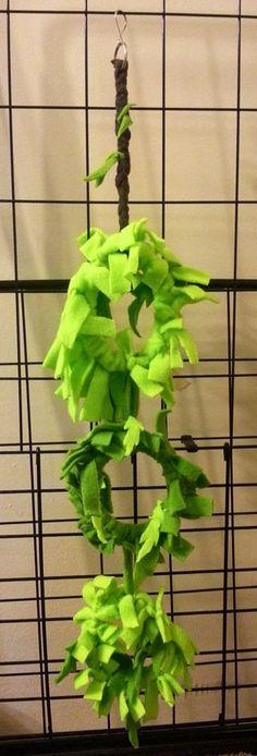Jungle Sugar Glider Toy Swing