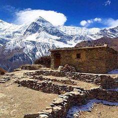 #Annapurna_Base_Camp_Trekking :  Sun is rising on Annapurna range during the ABC Trekking. Lets make plan for your holidays in Nepal with us.. #ABC_trek #annapurna_region #ClearSkyTreks #hiking_walking #lake_glacier_snow #nepal_travel.. @Clear_Sky_Treks...