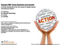 The following #PMP exam question is taken from http://free.pm-exam-simulator.com/