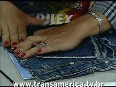 Tv Transamérica - TÉCNICA DE EFEITOS COM BETUME parte 2