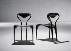 Enignum Chairs by Joseph Walsh Studio Contemporary Interior Design, Contemporary Furniture, Luxury Furniture, Furniture Design, Joseph Walsh, Sebastian Herkner, Single Chair, Top Interior Designers, Furniture Inspiration