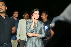 samantha-photos-at-rajendra-prasad-son-wedding-reception-1