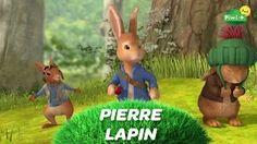 pierre lapin dessin anime en francais - YouTube