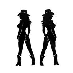 Online Shop for cowgirl car stickers Wholesale with Best Price Garden Pond Design, Chibi Marvel, Harley Quinn Drawing, Sexy Cowgirl, Silhouette Clip Art, Bull Riding, Beautiful Fantasy Art, Stencil Patterns, Creative Pictures