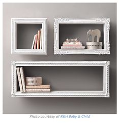 Frames & shelves