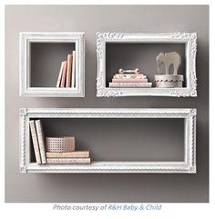 Frames & shelves