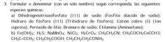 Ejercicio 3, Propuesta 1, Junio 1999. PAU Química de Canarias.