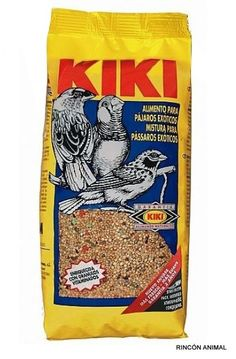 Complementos para animales - Kiki Exóticos 1kg - Complementos para animales