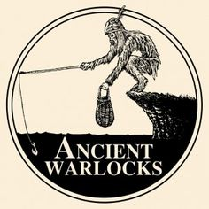 Ancient Warlocks Self Titled Cover