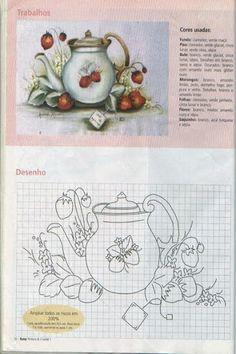 Coleção SUSY PINTURA E CROCHÊ - Rosana Mello - Picasa Web Albums