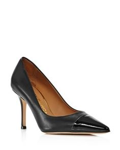 Conservateur Burch Women's Penelope Pointed-Toe High-Heel Pumps #platformpumpswedges #platformpumpsblue #platformpumpsstilettos #lowplatformpumps #platformpumpsred #blackplatformpumps Platform Pumps, High Heel Pumps, Pump Shoes, Stiletto Heels, Wedding Heels, Fashion Heels, Charlotte Olympia, Tory Burch, Kitten Heels