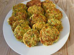 Healthy Diet Recipes, Vegetable Recipes, Vegetarian Recipes, Healthy Eating, Cooking Recipes, Czech Recipes, Greek Recipes, Vegetable Pancakes, Food 52