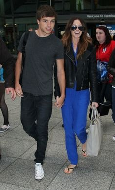 What a shocker! Liam Payne of One Direction and Danielle Peazer who is the dancer Liam met two years ago on X-Factor have called it quits! Danielle throw the best party for his 19 th birthday in August. What happened?