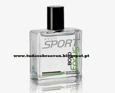 Tudo sobre Avon: Fragrâncias Avon - Avon Sport Bold Focus