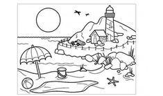 landscape coloring pages free printable * landscape coloring pages ; landscape coloring pages scenery ; landscape coloring pages for adults ; landscape coloring pages free printable ; landscape coloring pages nature ; landscape coloring pages for kids Coloring Pages Nature, Beach Coloring Pages, Coloring Pages Winter, Cool Coloring Pages, Coloring Pages To Print, Free Printable Coloring Pages, Adult Coloring Pages, Coloring Pages For Kids, Coloring Books