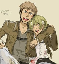 Jean and Armin