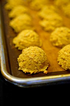 Baked Saffron Falafel with Orange Tahini Sauce4