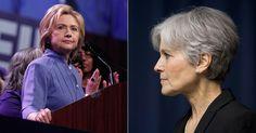 Green Party's Jill Stein Makes Feminist Case Against Hillary