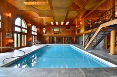 Unique Indoor Pools   Indoor Pools: Newport, New Hampshire