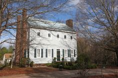 Meticulously restored Antebellum Plantation home Circa 1831-1835. On the National Register of Historic Places and protected by Preservation North Carolina covenants, also has a 50% Gaston County an…