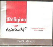 Religion or relationship by Joyce Meyer