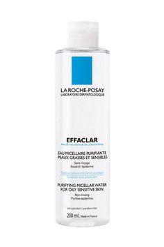 1 Effaclar Eau Micellaire Purifiante pour peau grasse et sensible, La Roche-Posay - Env. 8 €