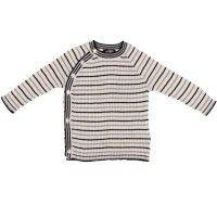 Kidscase Loren Newborn Sweater Off-White www.born2bseen.com