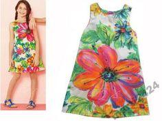 NEXT sukienka malowane kwiaty 4lata 104 kol. 2012 (3984114238) - Allegro.pl - Więcej niż aukcje.