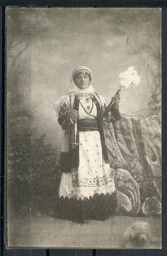 www.villsethnoatlas.wordpress.com (Grecy, Greeks) Greece Types Traditional Costume 2 | eBay