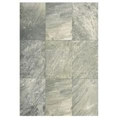 Floors 2000 7 Pack Keystone Blue Glazed Porcelain Indoor