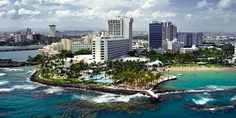 Caribe Hilton San Juan, Puerto Rico. Here I come:)