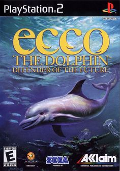 Today in gaming history  March 4, 2002 Ecco the Dolphin: Defender of the Future was released on the PS2.  Incorporating third-person exploration and adventure elements in 3D underwater settings, Ecco the Dolphin: Defender of the Future was created from the science fiction writings of David Brin. Spanning alternate futures and realities, players will seek out the aquatic mammals' stolen abilities and save the dying, polluted world in which humans and dolphins once lived. With realistic…