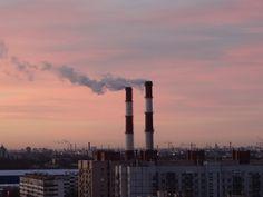 Заводы Петербурга