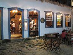 melhores restaurantes de Paraty Rio de Janeiro restaurante Banana da Terra 1