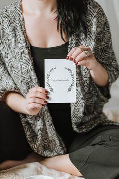 Vastavalmistuneelle-postcard | KOHTEESSA.   #graduationcard #watercolordesign #postcarddesign #carddesign #cardideas #postcard #postcards #art #finnishdesign #drawing #lineart #illustration #watercoloring #flowerdrawing #botanicalart #branding #brandpictures #keyflag #designfromfinland #kotimainen #ekologinen #verkkokauppa #kortit #postikortit #avainlippu #käsityötä #valmistujaiskortti #korttivalmistuneelle #onnittelukortti Playing Cards, Branding, In This Moment, Journal, Illustration, Design, Brand Management, Playing Card Games
