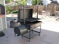 Santa Maria Grill and Smoker? - The BBQ BRETHREN FORUMS.