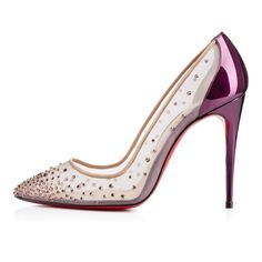 Louboutin Follies Strass - my dream wedding shoes. Christian ...