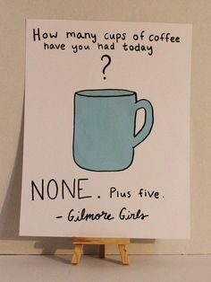 Gilmore Girls Print - A print of a bright blue coffee mug with a quote from Gilmore Girls, Coffee Pr Rory Gilmore, Gilmore Girls Quotes, Gilmore Girls Funny, Blue Coffee Mugs, Coffee Love, Coffee Coffee, Girlmore Girls, Girls Cup, Stars Hollow