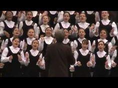Sinos de Belem - Jingle Bells. MENINAS CANTORAS DE PETRÓPOLIS