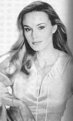 JESSICA LANGE with very long hair! <3