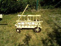 LadislavKurnota / drevený voz Baby Strollers, Children, Baby Prams, Young Children, Boys, Kids, Prams, Strollers, Child